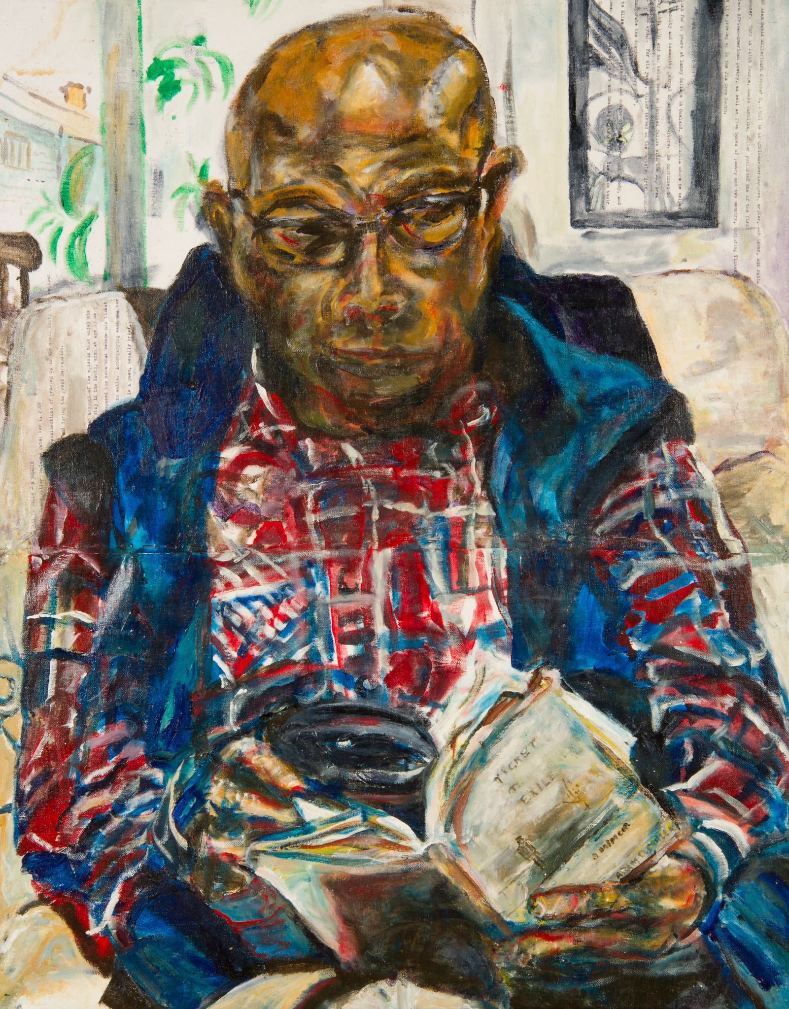 portrait by Jessica Phrogus