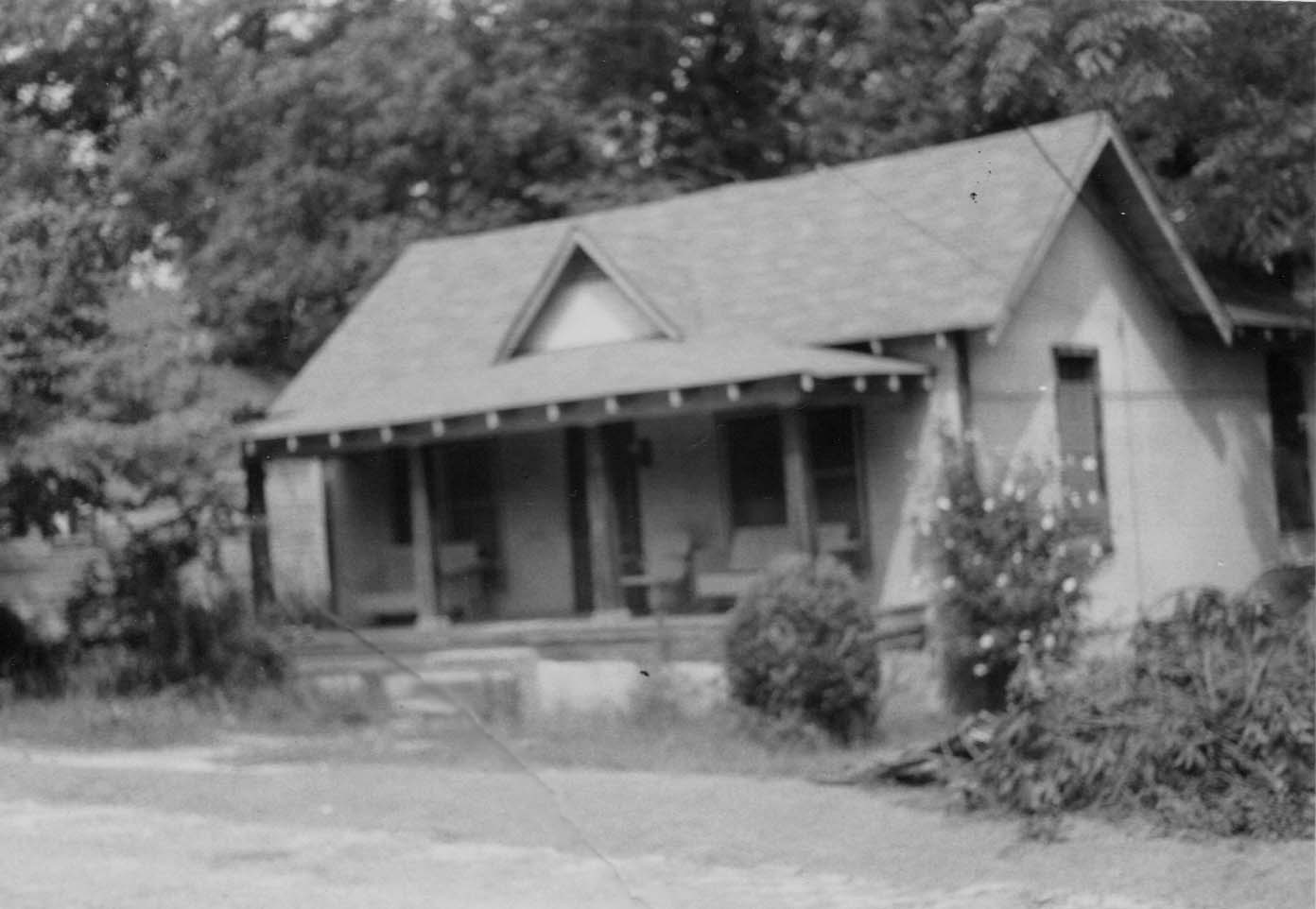 one of his homes in S.C.
